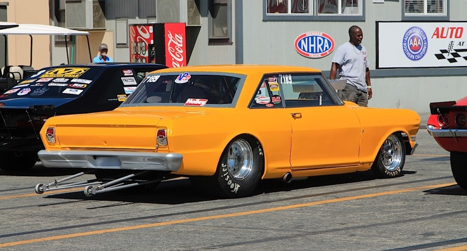 4th Energy Suspension NMCA WEST Street Car Nationals Test And Tune