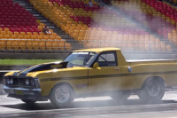 Video: Ford Ute Ravages Drag Strip With Eight-Second Run