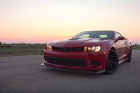 Video: John Hennessey Tests Camaro Z28 HPE650, Triggers OnStar Call