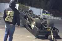 Drag Week Favorite 'Stretchy Truck' Crashed, New Project Planned