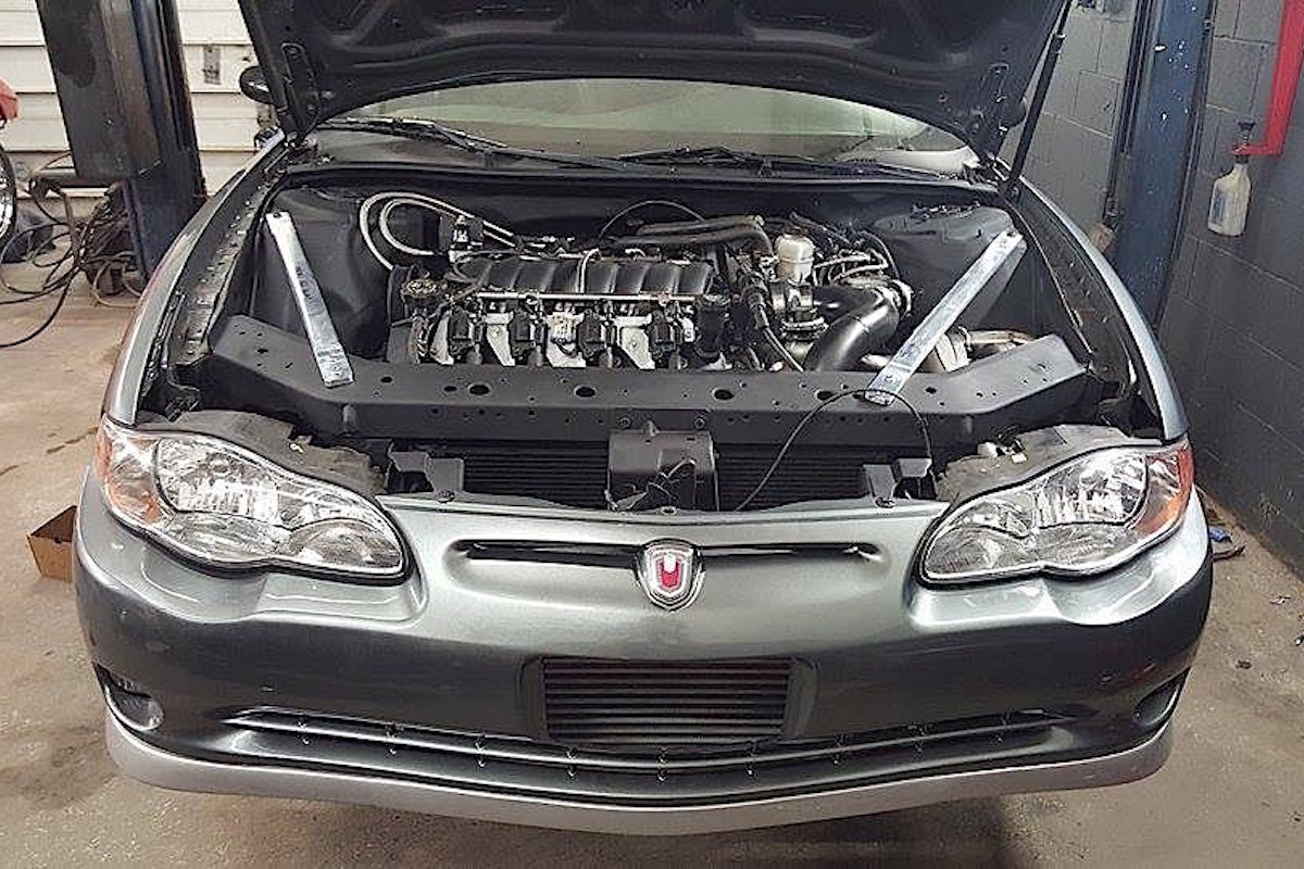 Video: Don't Mess With A Turbo LS4 Swapped Monte Carlo SS