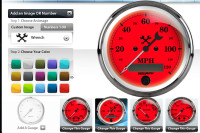 Creating Your Own Gauges With Auto Meter's Custom Shop