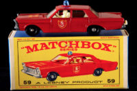 Matchbox Models: A Flashback To Your Real First Cars