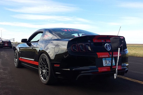 Video: Weir Racing Sets GT500 Factory Supercharger Record At 218.6