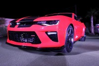 SEMA 2015: Gen 6 Camaro Parts At Chevrolet Media Preview