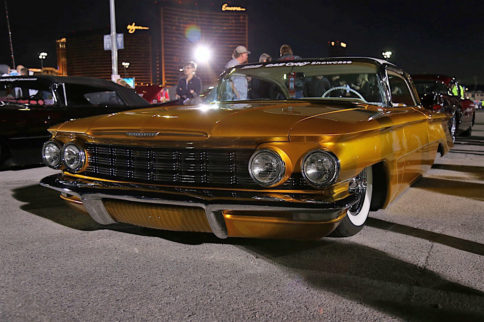 SEMA 2015: Keeping It Old School With The Crowd At SEMA Ignited