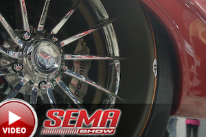 SEMA 2015: Pontiac Acadian A Cool Build From JF Kustoms