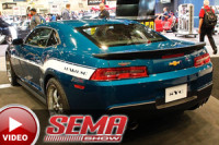 SEMA 2015: Classic Industries Has The Parts For The Car Chasers Team