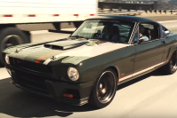"Video: Jay Leno Drives Ringbrothers' Custom 1965 Mustang ""Espionage"""