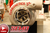 SEMA 2015: Turbonetics Introduces The TNX Turbocharger Series