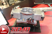 SEMA 2015: Holley Sets Sights On EFI Conversions