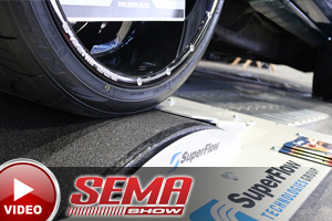 SEMA 2015: Superflow's Two- And Four-Wheel Drive Chassis Dyno