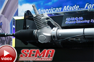 SEMA 2015: Flaming River Expands Columns, Rack And Pinion Steering