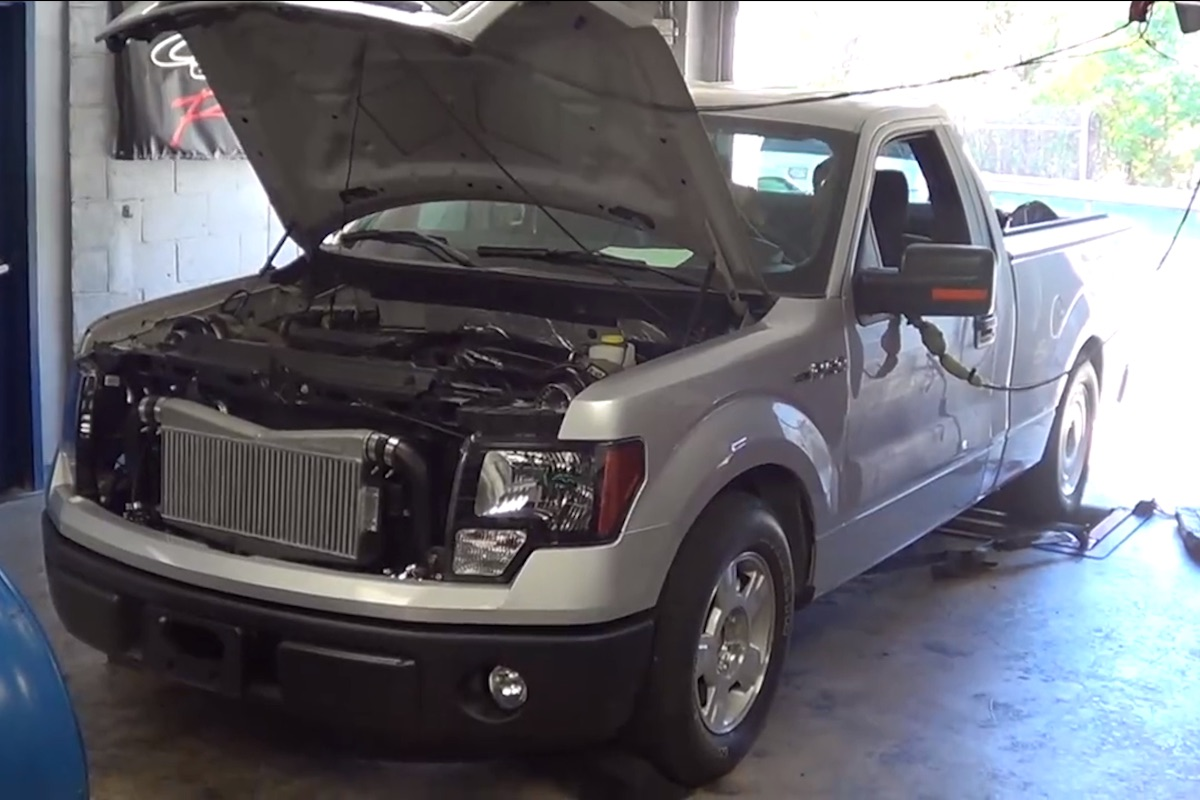 Video: This JPC Built F-150 Is The Kind of Sleeper We'd Want To Own