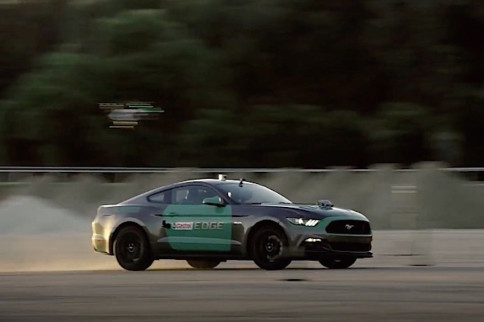 Video: The Stig Takes On Head-To-Head Virtual Challenge