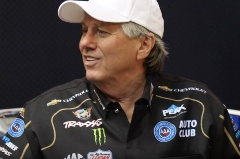 PRI 2015: John Force and Robert Hight's New Partnership with Chevy