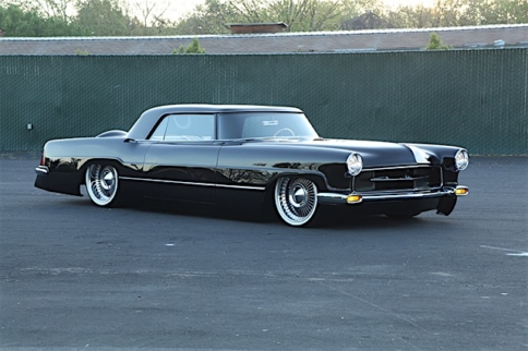 Video: One Sleek And Unique 1956 Lincoln Continental