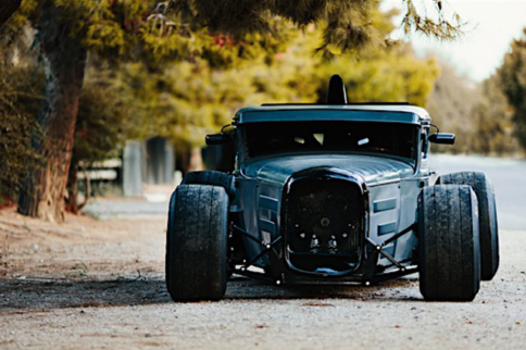 Video: Truly Different With This Custom Ford Model A