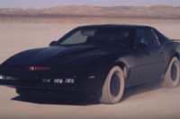Video: The Hoff And K.I.T.T. Return In Knight Rider Heroes Teaser