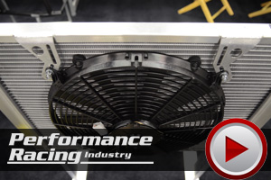 PRI 2015: Be Cool Radiator Covers Drag Racing, LS Swap Markets