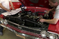 Video: 1966 Chevelle Gets Holley Terminator EFI Conversion