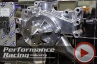 PRI 2015: PRW is Your Source for True Race-Ready Water Pumps