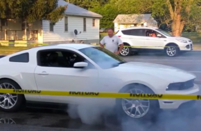 Video: Five Minutes Of Cringe-Worthy Muscle Car Fails