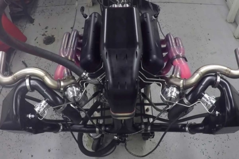 Video: Check Out This 2,100 Horsepower Twin-Turbo Monster