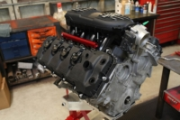 Tech: LS3 vs Coyote Budget Engine Shootout: Building The Coyote