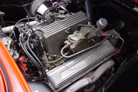 Throwback Thursday 1957: Chevrolet Introduces Ramjet Fuel Injection