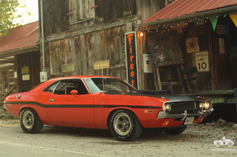 Video: El Hemi Is A Stunner That Keeps Generations Together