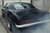 Video: Kult Kars In Germany Shows Off An Awesome 1969 Camaro SS 396