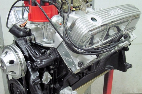 Video: Inside the CNC Motorsports Ford 352 FE Stroker 445i Crate