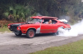 Video: From Storage, To A Burnout In The Street, And Back To Storage
