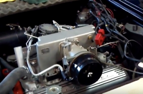 Video: 1962 Fuelie Rumbles Back to Life