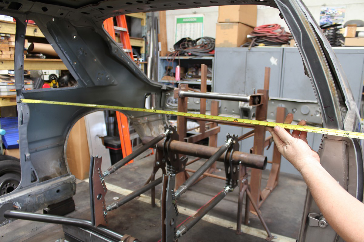 Tech: How To Measure For A Roll Bar Or Rollcage