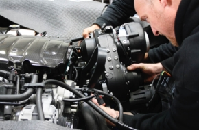 Update: C700 Corvette with ProCharger's i-1 C7 Kit goes 10s