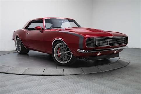 Video: Is This The Coolest 1968 Camaro Ever Built?