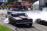 Video: Wicked Chevy Truck Brings A Whole New Meaning To Wide Body
