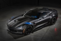 C7 Corvette Grand Sport Revealed: An All-Motor Z06 With Hash Stripes