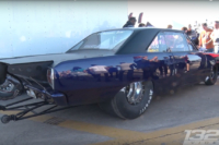 "Street Outlaws' ""Dominator"" Reveals Wicked New Twin-Turbo BBC Combo"
