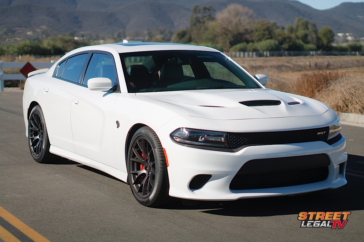 Video: Charger SRT Hellcat - Does Your Family Need 707 Horsepower?
