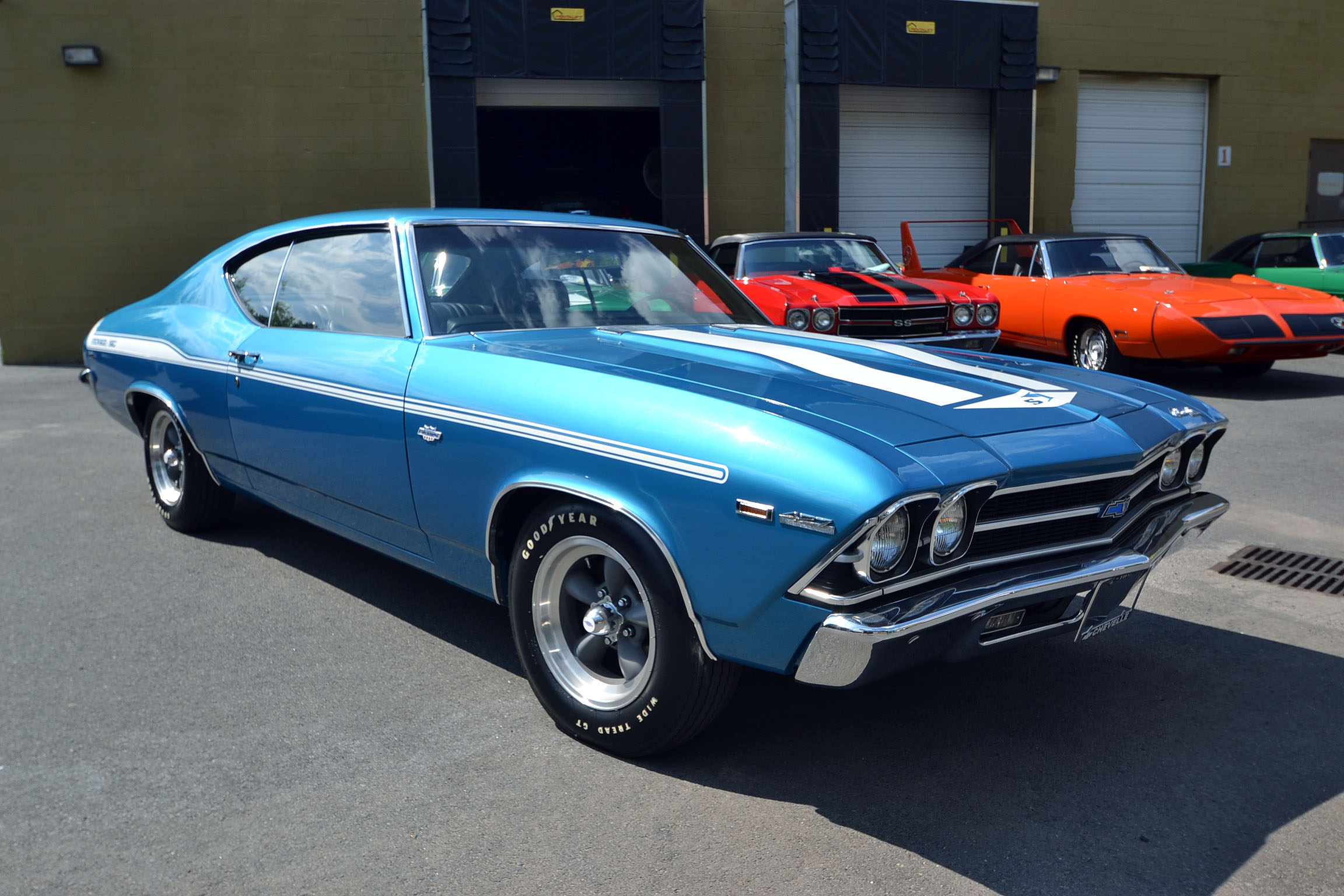 Muscle Cars You Should Know: The Yenko Chevrolets