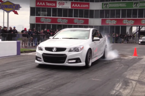 Video: Chevy SS Is Australia's Gift To Us, And Is Already In The 10s