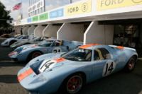Video: GT40s Going All-Out And Making Some Noise At Goodwood