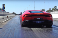 Video: Underground's Lamborghini Huracán Shatters 7-Second Barrier