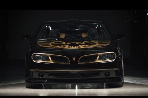 Video: Burt Reynolds Brings Back the Trans Am