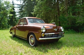 A Completely Rethought, Custom 1948 Studebaker