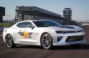 Racing Icon Roger Penske To Pilot Pace Car For 100th Indy 500