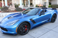 Ronald McDonald House Giveaway: Laguna Blue 2016 Z06 AND $20K Cash
